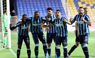 TFF 1. Lig'de şampiyon Adana Demirspor!