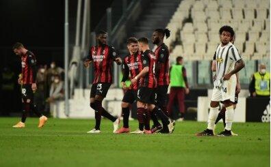 Milan, Juventus'u paramparça etti