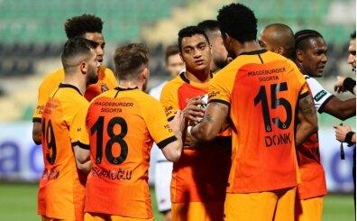 Penaltı krizini Fatih Terim çözdü!