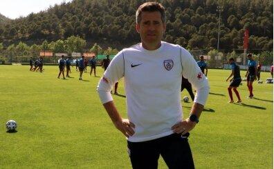 Hüseyin Eroğlu: 'Hedefimiz önümüzdeki yıl Süper Lig'de olmak'
