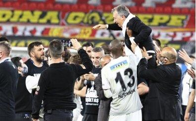 Erman Toroğlu: 'Beşiktaş anasının ak sütü gibi hak etti'