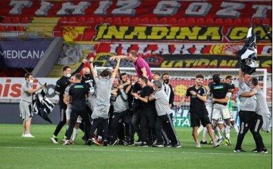 Beşiktaş'ın Süper Lig'deki şampiyonluk öyküsü