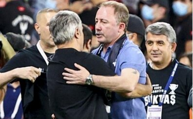 Beşiktaş'ta Sergen Yalçın imzayı atıyor