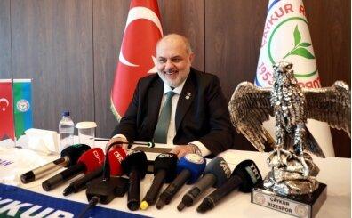 Çaykur Rizespor'da Tahir Kıran, başkan adaylığını açıkladı