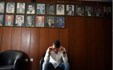 Gaziantepspor'un 'tarihi' çalındı