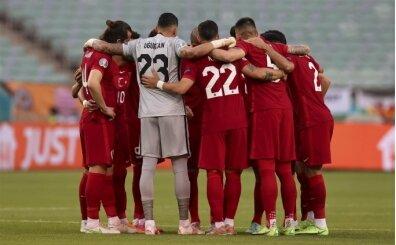 Türkiye, EURO 2020'deki üçüncü maçında İsviçre karşısında