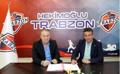 Hekimoğlu Trabzon, Bahaddin Güneş'le anlaştı