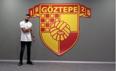 Lourency: 'Göztepe formasıyla çok iyi bir sezon geçirmek istiyorum'