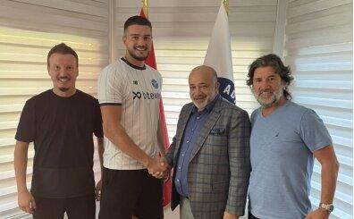 Adana Demirspor, Muric'i kiraladı!