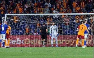Berk Balaban ilk maçına çıktı