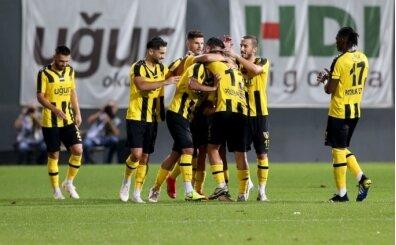 İstanbulspor evinde Balıkesirspor'u yendi