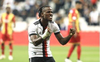Beşiktaş'ın derbi silahı: Michy Batshuayi