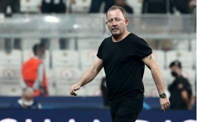 Sergen Yalçın'dan Sporting mesajı: 'Şansımızı son ana kadar zorlayacağız'