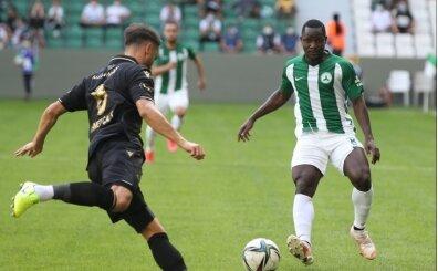 Hamidou Traore: 'Böyle oynarsak F.Bahçe'ye karşı şansımız yüksek'
