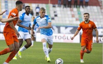 Erzurumspor, zirveyi 3 golle takip etti!