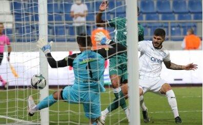 Konyaspor başladı, Kasımpaşa bitirdi
