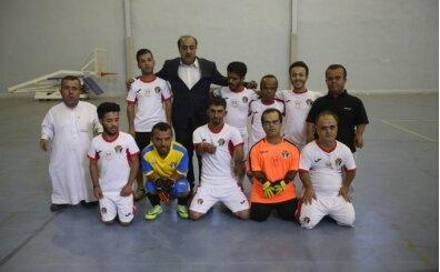 Ürdün'ün 'cüceler takımı' Arap Cüceler Futbol Federasyonu'nun çekirdeğini oluşturuyor