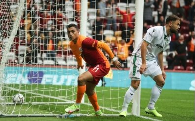 Galatasaray seriyi 3'e çıkardı!
