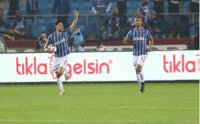 Dev maçı Trabzonspor kazandı, liderlik koltuğunu aldı!