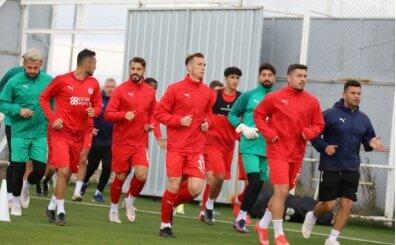 Sivasspor, Adana Demir mesaisine başladı