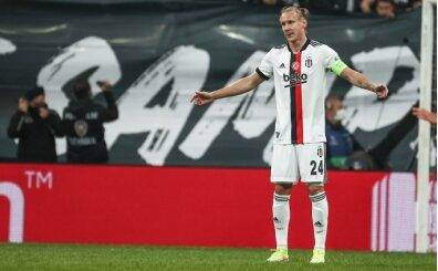 Beşiktaş'ın Şampiyonlar Ligi'nde kanadı kırık