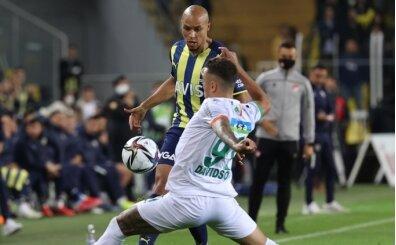 Fenerbahçe - Alanyaspor maçının ilk yarısı için ne dediler?