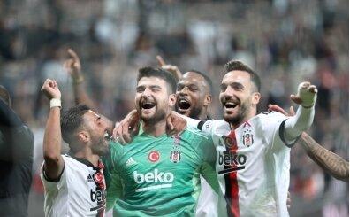 Beşiktaş'ta günün kahramanı Ersin!