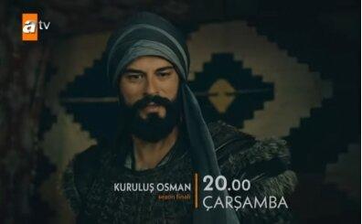 (23 HAZİRAN ÇARŞAMBA) Kuruluş Osman canlı izle ATV 64. bölüm sezon finali