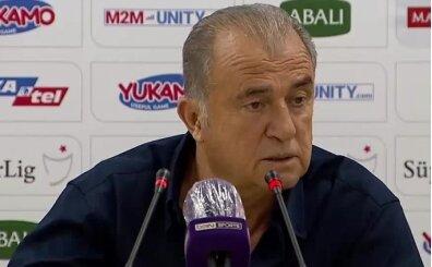 Fatih Terim'den Ultraslan'a cevap