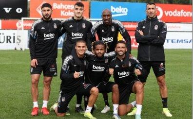 Beşiktaş'ta Hatayspor hazırlıkları başladı