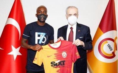 Mustafa Cengiz: 'Bence evin oğlu Onyekuru'