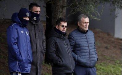 Fenerbahçe'de Emre Belözoğlu Samandıra'da
