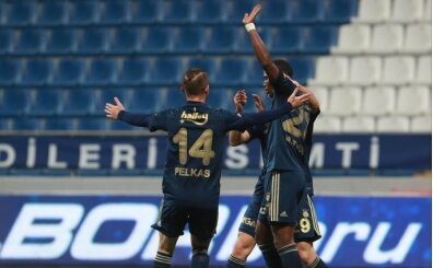 Fenerbahçe'de bitirim ikili: Pelkas & Thiam