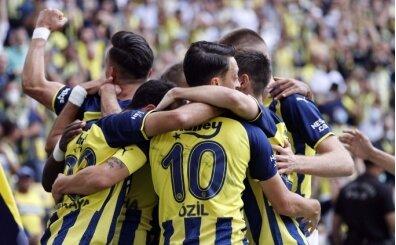 Fenerbahçe'de Başakşehir maçında 5 eksik