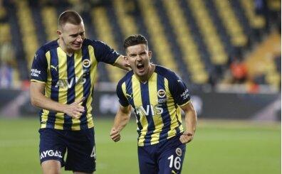 Fenerbahçe'de Ferdi Kadıoğlu uğuru