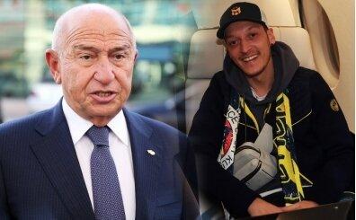 Nihat Özdemir: 'Mesut ligimizin marka değerini arttırır'