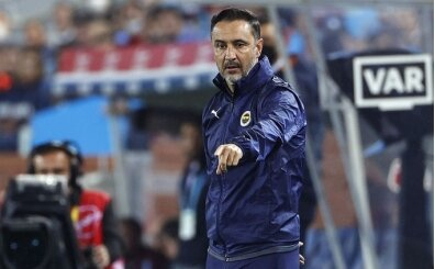 Vitor Pereira'dan Ali Şansalan açıklaması