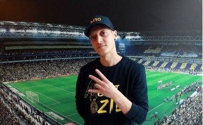 Fenerbahçe'de bir dünya yıldızı: Mesut Özil'in kariyeri