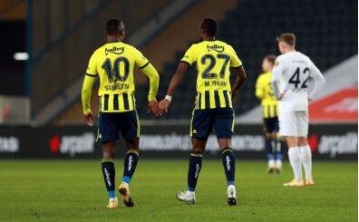 Fenerbahçe'de golcüler öne çıkıyor!