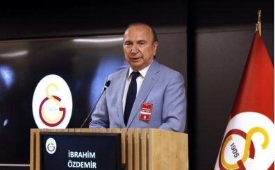 İbrahim Özdemir: 'Galatasaray, devlet olmasa iflas etmişti'
