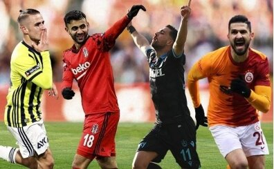 Süper Lig Puan Durumu ve kalan maçlar