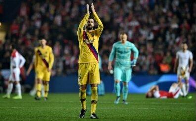 Pique: 'Haaland'ı Barcelona'ya istemiyorum'