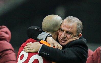 Galatasaray'ın kayıp adamı Sofiane Feghouli