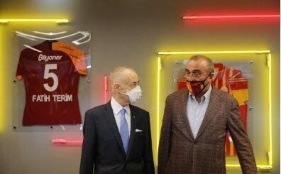 Galatasaray'dan bu hafta 2 KAP!
