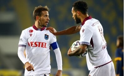 Trabzonspor, Joao Pereira'yı gönderdi!