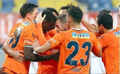 Kayserispor - Başakşehir: Muhtemel 11