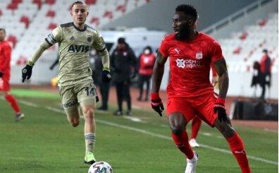 Sivasspor'da tek eksik Appindangoye