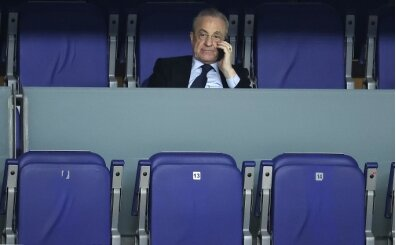 Real Madrid'de Florentino Perez 6. kez başkan seçildi