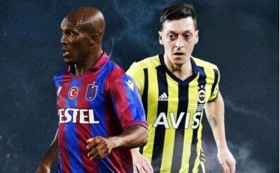 Trabzonspor - Fenerbahçe: Muhtemel 11'ler