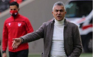 Mehmet Altıparmak: 'Maçın kırılma anı var'